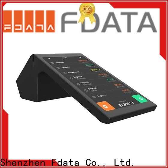 durable pos terminal promotional with bar code reader