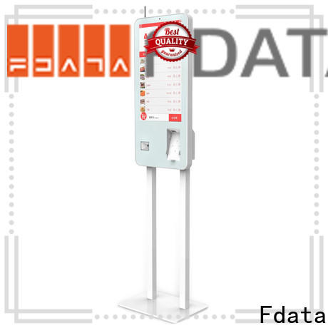Fdata promotional self ordering kiosk restaurant wall-mounted at discount