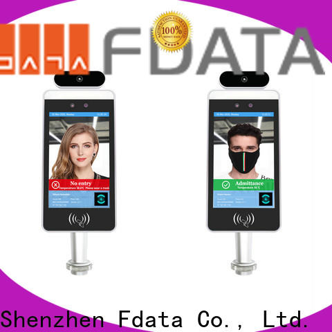 Fdata quality best biometric device manufacturer used in ticketing