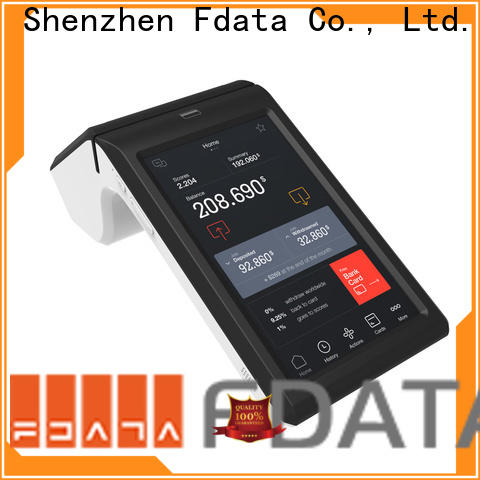 Fdata smartphone pos terminal high-quality for retail shops