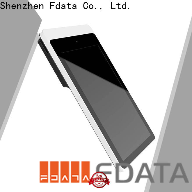 Fdata hot selling smart terminal factory for coffee shop