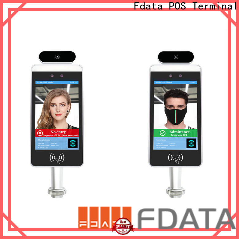 Fdata face recognition machine company used in logistic