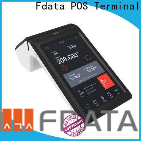 Fdata pos mobile android inquire now for sale
