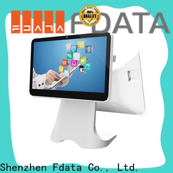Fdata cash register machine for restaurant for wholesale for coffee shop