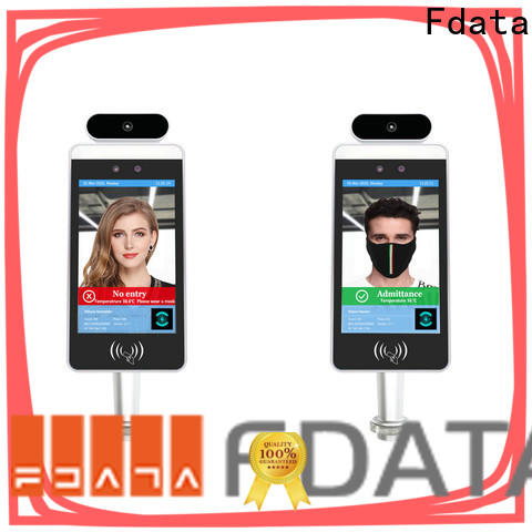 Fdata high quality facial identification terminal directly sale used in restaurant