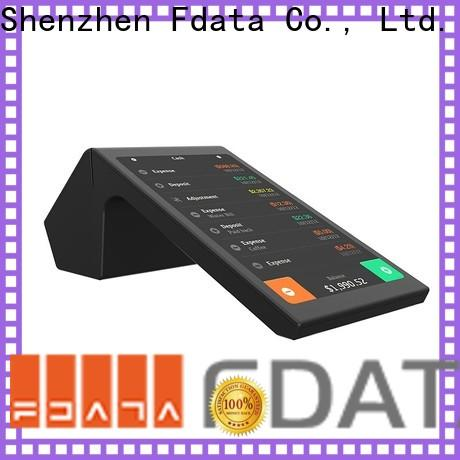 Fdata sturdy mobilpos promotional best tablet solution