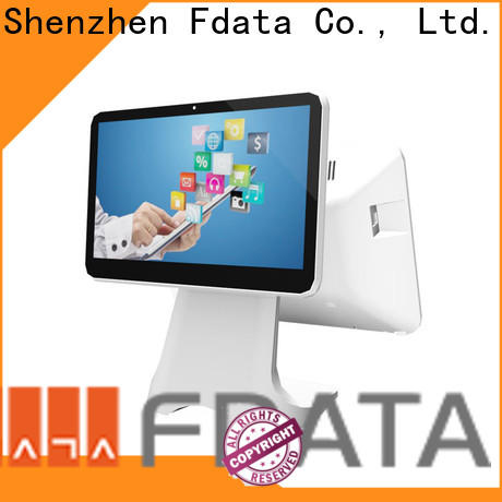 Fdata small restaurant cash register from China for sale