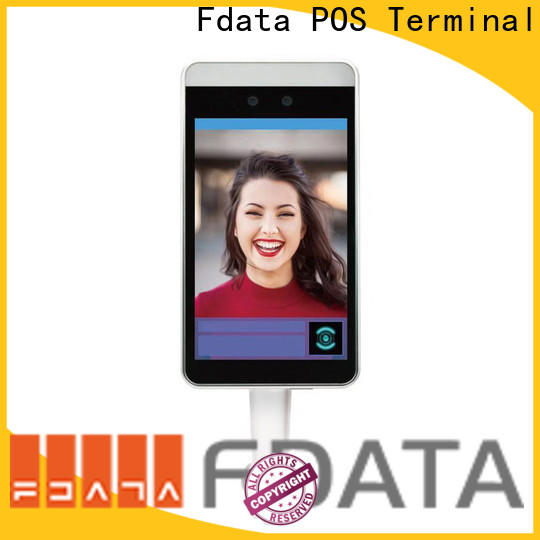 Fdata biometric face scanner factory direct supply for recognition