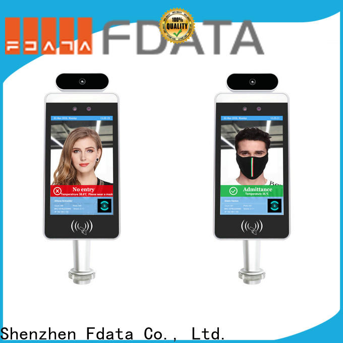 promotional facial recognition system manufacturer used in retail