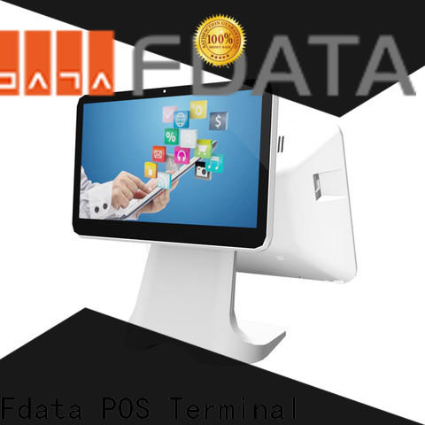 Fdata wifi-supportive tablet cash register design for restaurant