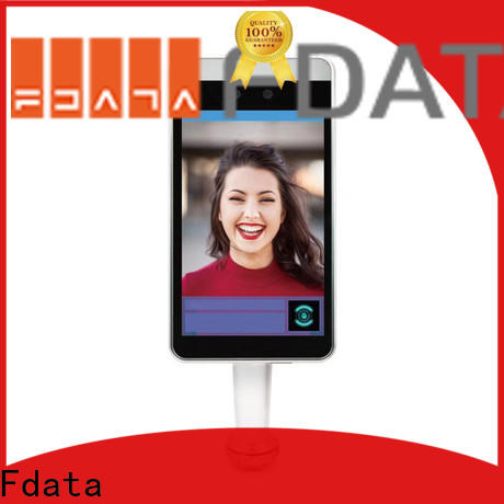 Fdata factory price face scanner machine factory direct supply used in retail