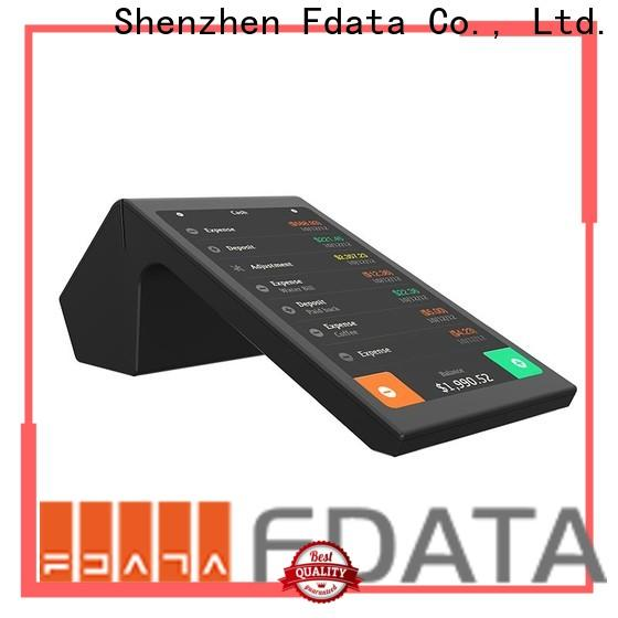 Fdata hot selling pos terminal with nfc reader inquire now for sale
