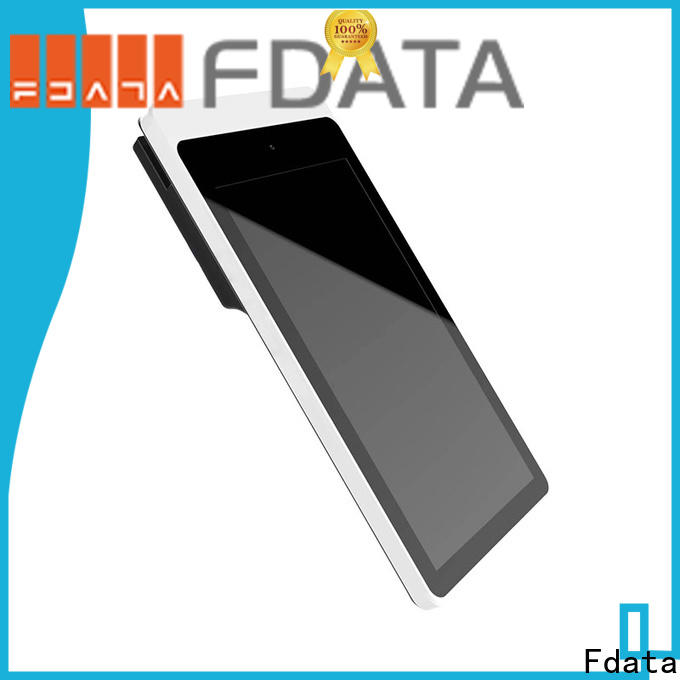 Fdata durable free mobile pos factory for coffee shop
