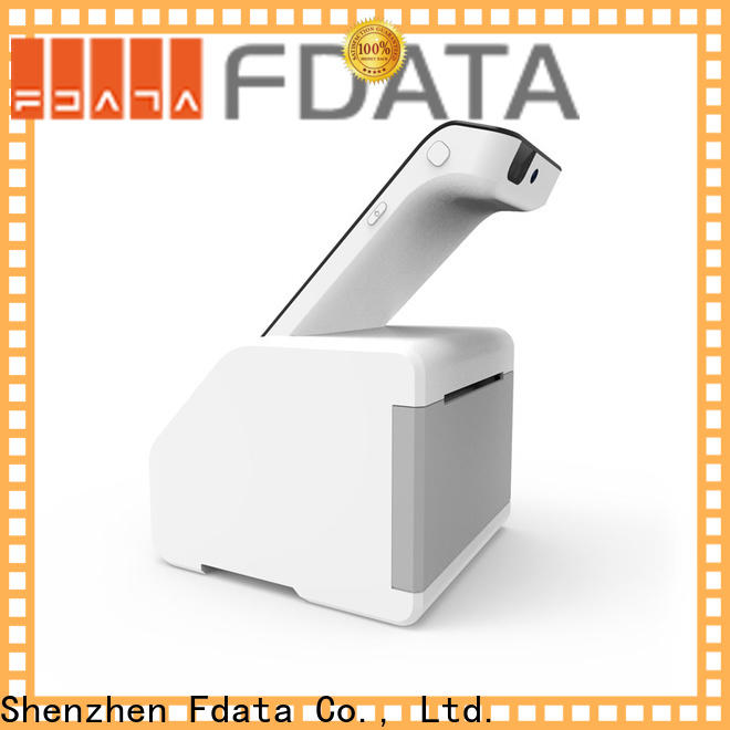 Fdata Android based portable pos machine factory for coffee shop