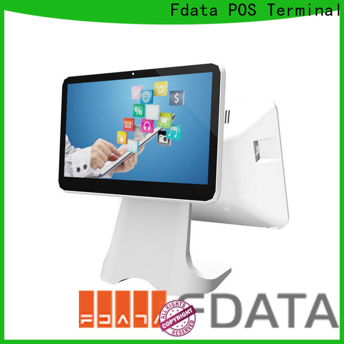 Fdata cash register for small business series for restaurant