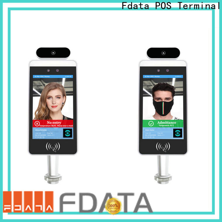 top selling biometric machine types supplier for security