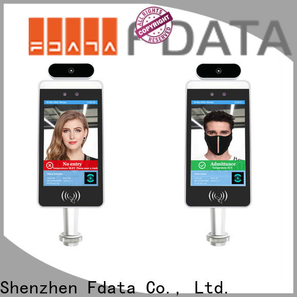 professional face recognition machine factory for security scan