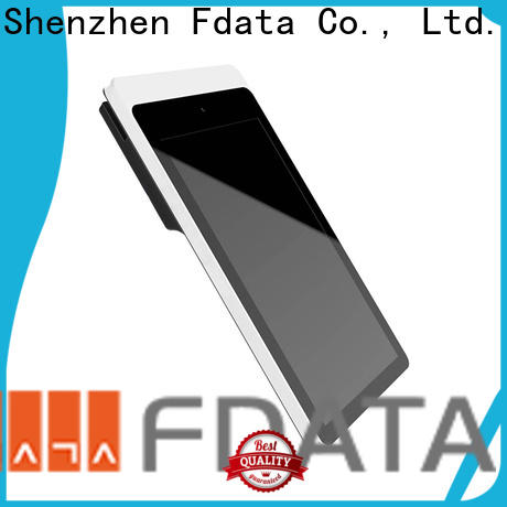Fdata removable battery best pos terminal wholesale for coffee shop