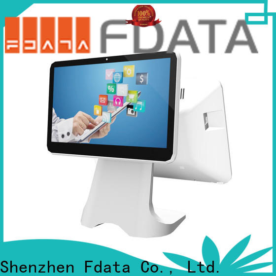 Fdata best cash register for coffee shop factory price for restaurant