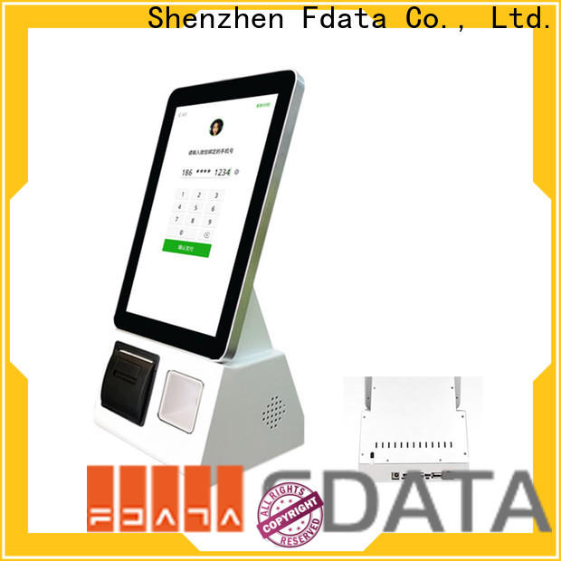 cost-effective outdoor point of sale kiosk design at discount