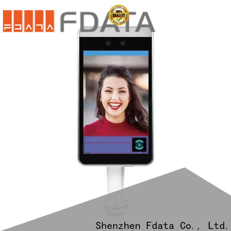 Fdata facial recognition terminal with good price
