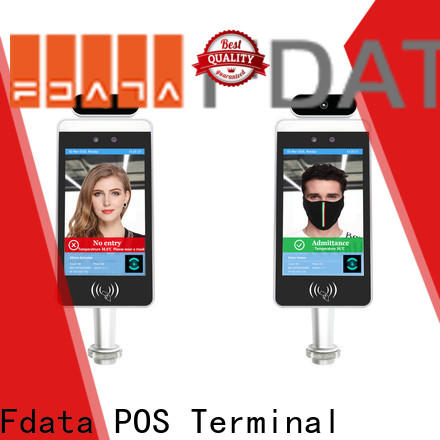 Fdata face reader attendance machine manufacturer for security scan