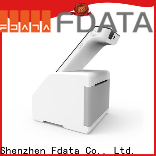 Fdata removable battery nfc terminal wholesale for restaurant