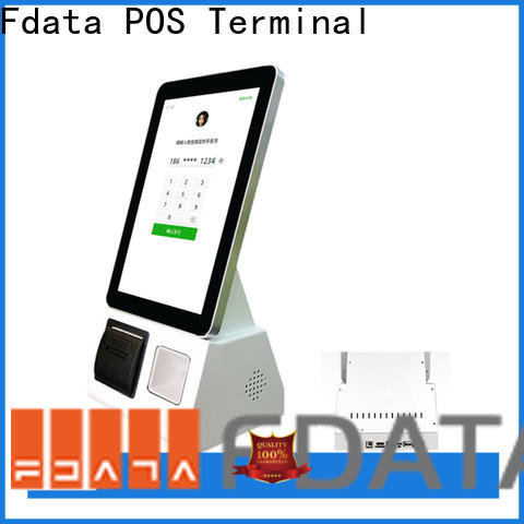 multi-functional food kiosk easy-installation for restaurant