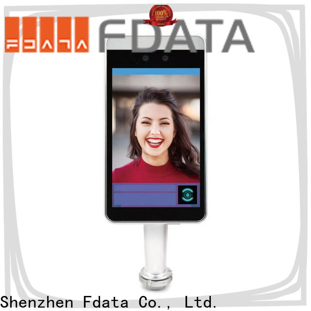 hot-sale biometric face recognition device series used in retail