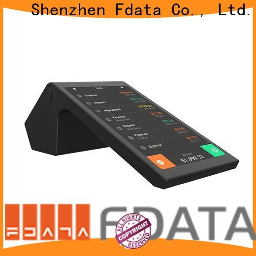 Fdata mobile pos system for android at discount for coffee shop