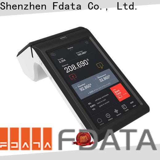 Fdata pos smart wholesale for coffee shop
