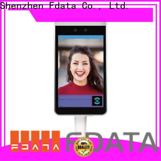 Fdata face scanner machine suppliers for security scan