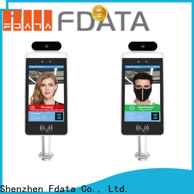 stable biometric face scanner company
