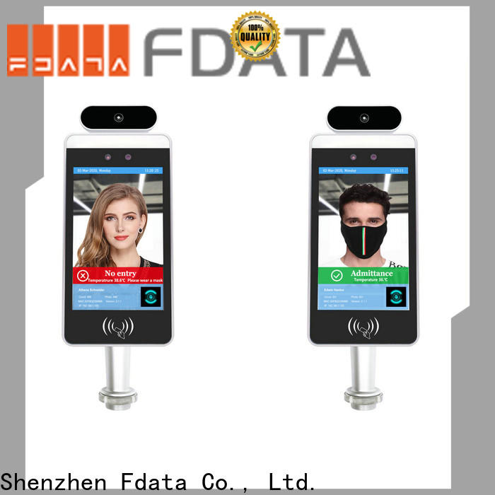 Fdata facial identification terminal suppliers