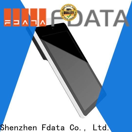 Fdata retail pos terminal supplier best tablet solution