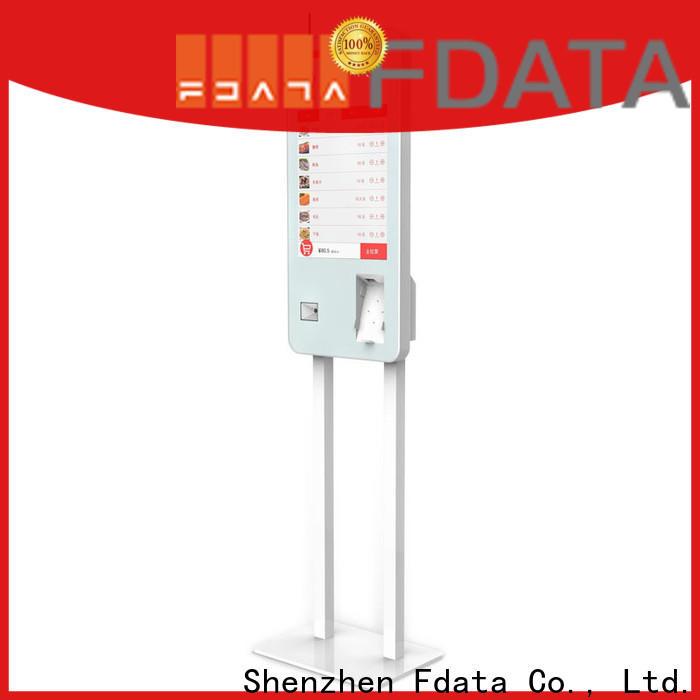 Fdata popular 32 inch kiosk wholesale for ordering