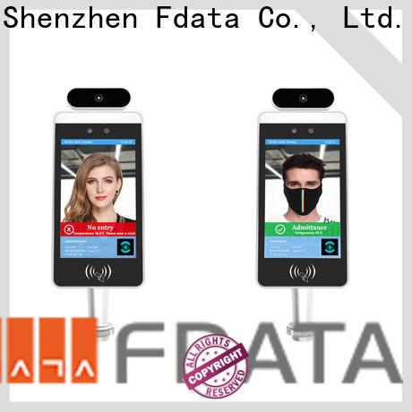 Fdata face biometric system best manufacturer