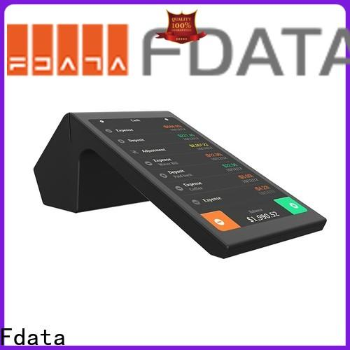 Fdata pos wifi terminal high-quality for restaurant