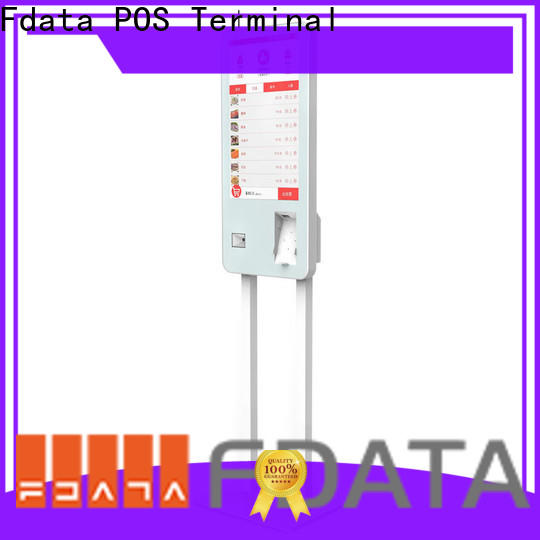 Fdata promotional ticket kiosk for sale series shopping malls