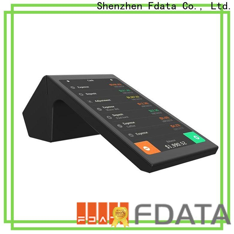 Fdata pos android top brand for retail shops