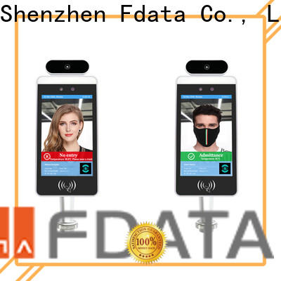 Fdata facial identification terminal directly sale for security
