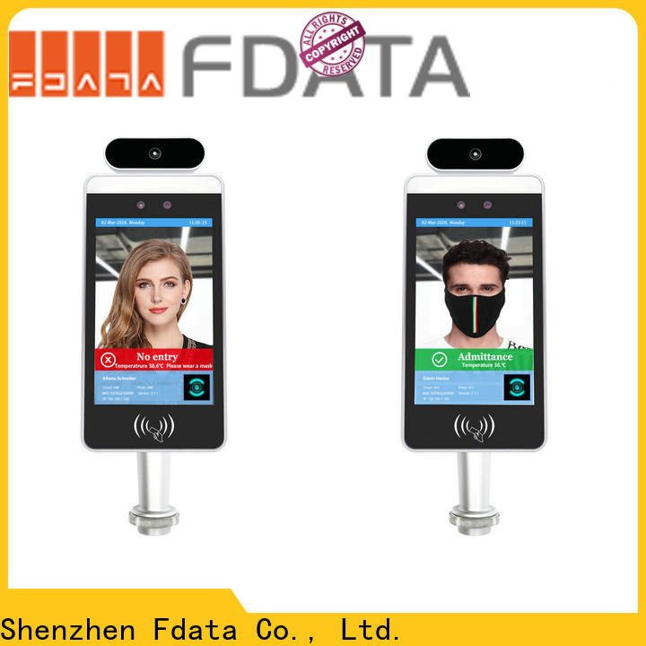 quality face reading biometric machine supply for security scan