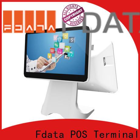 Fdata wifi cash register series for restaurant