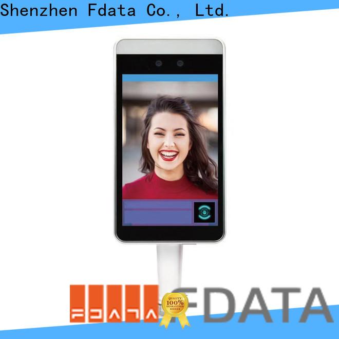 Fdata face identification factory used in restaurant