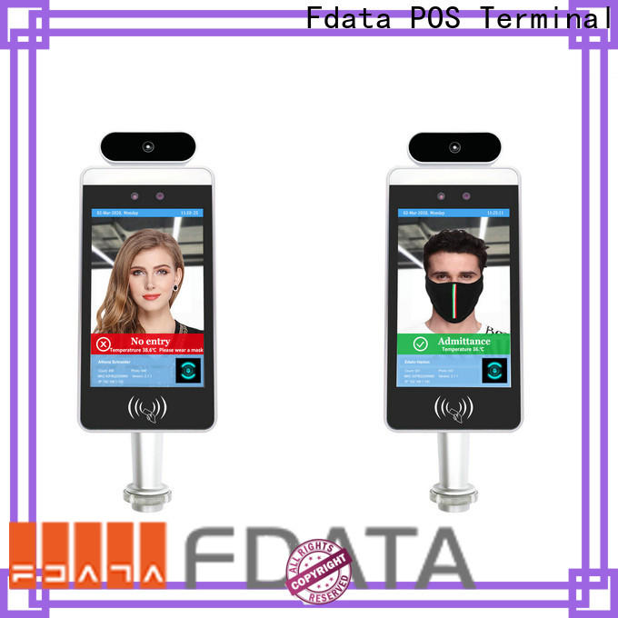 Fdata face reading biometric machine supply for recognition