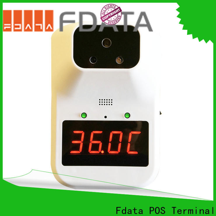hot selling face recognition attendance machine suppliers for security scan