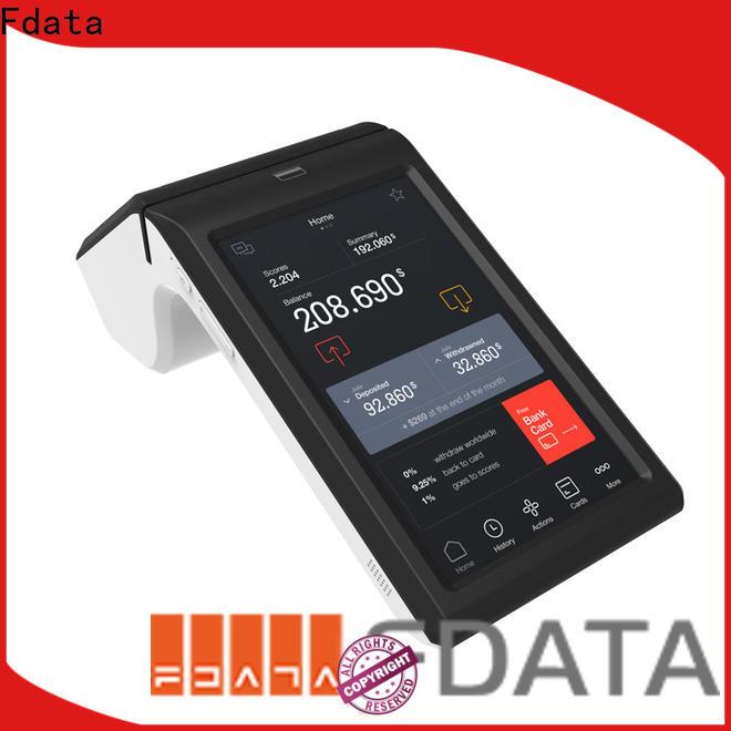 Fdata retail pos terminal supplier for sale