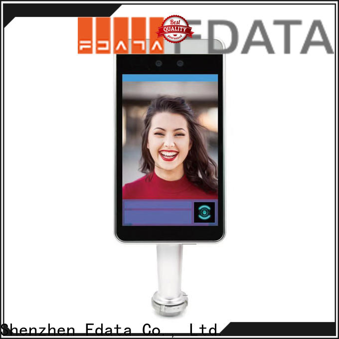 durable biometric face scanner factory direct supply