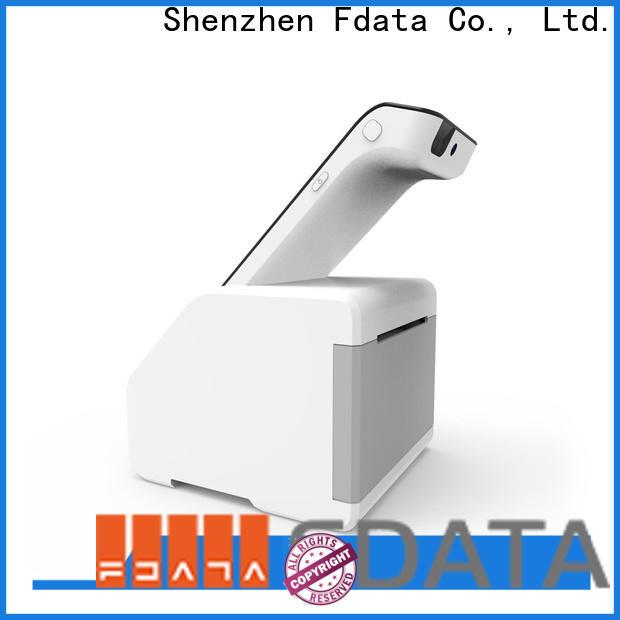 Fdata pos nfc top brand with bar code reader