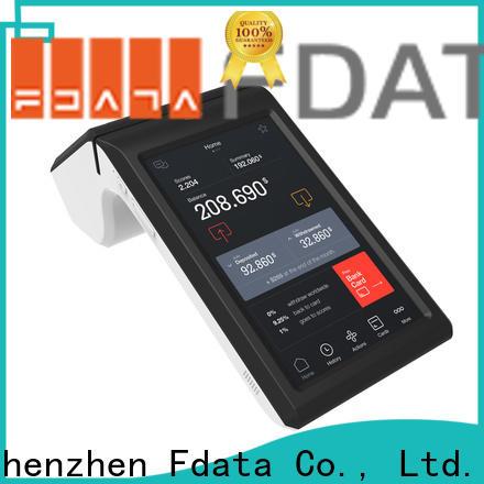 Fdata mobile pos retail factory best tablet solution